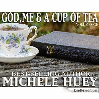 GOD, ME & A CUP OF TEA devotionals