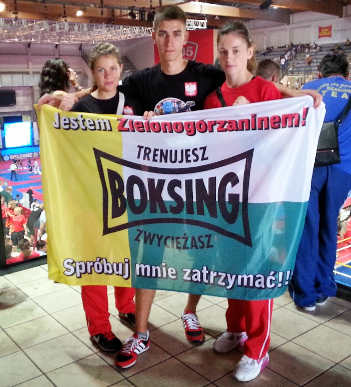 Mistrzostwa Świata, sport, SKF Boksing Zielona Góra, low kick, full contact, kickboxing, junior, kadet, Gleisner, Rychlikowski, Szlachcic