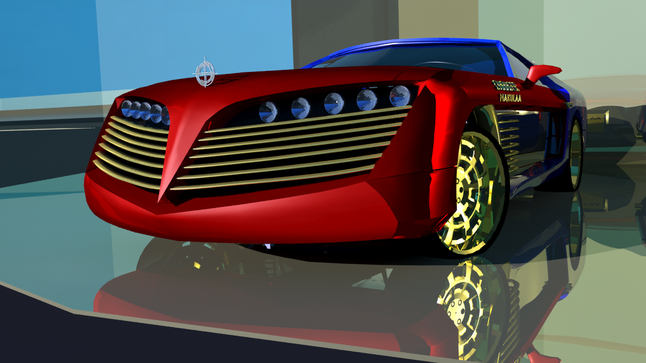 MONGOLIAN CAR designer by Makulaa: MAKULAA 3D CAR DESIGNS