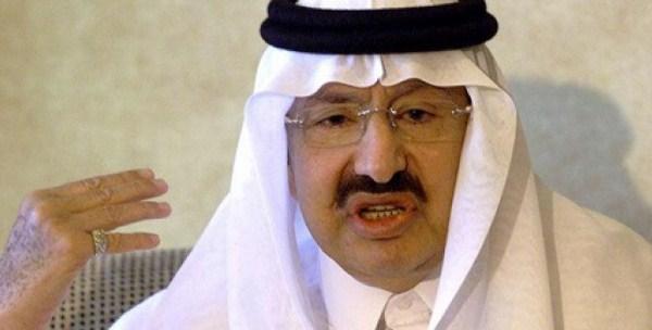 Sang Pangeran Nawwaf bin Abdul Aziz Meninggal Dunia