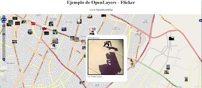 Imagen de OpenLayers usando Flicker