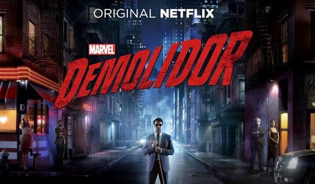 [Série] Demolidor - Marvel