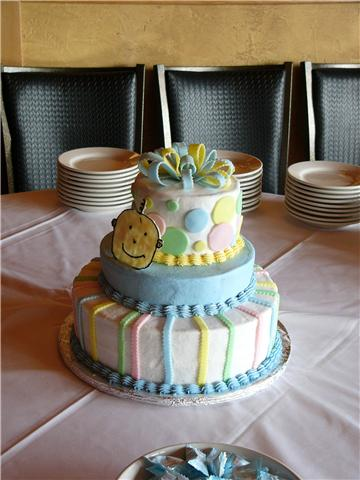 Baby Shower Cakes - Indianapolis Indiana
