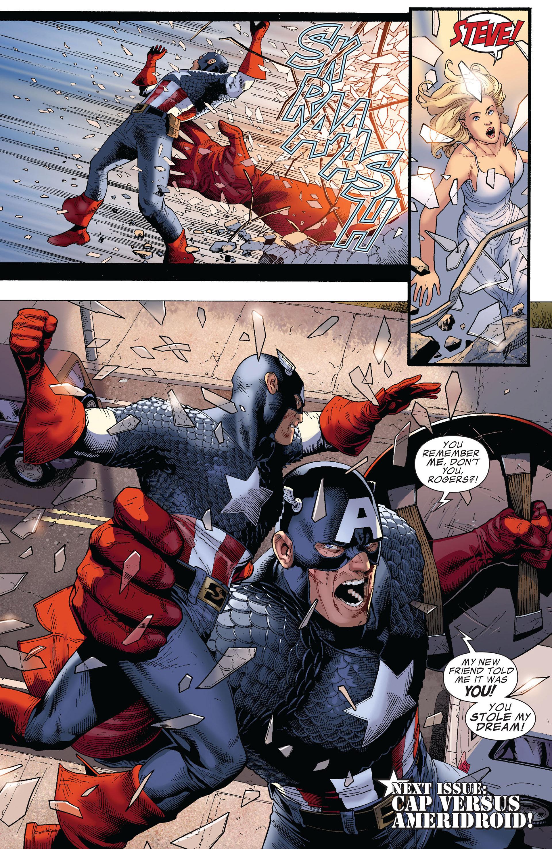 Captain America (2011) Issue #2 #2 - English 21