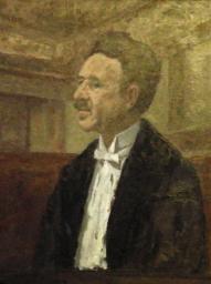 Prof.dr. Leo Polak, portret Univ. Groningen