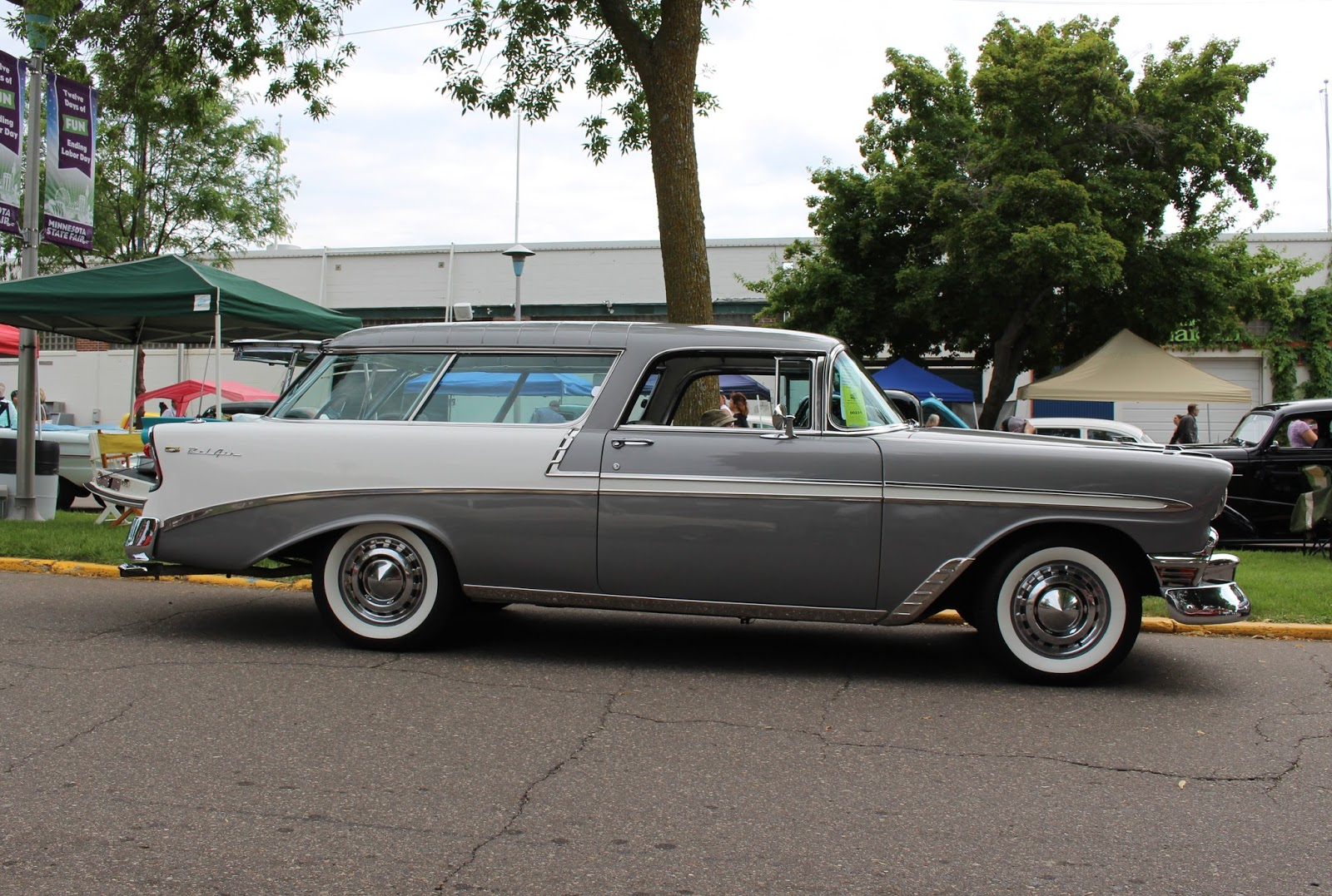Covering Classic Cars : 42nd Annual MSRA Back to the 50\'s Car Show 2015