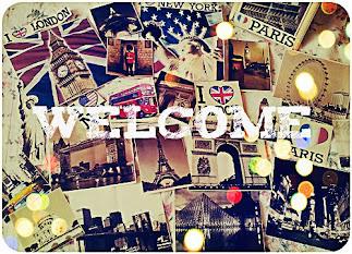 Sejam bem vindos!