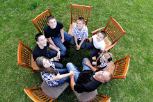 The Young's Family Motto:  NO EMPTY CHAIRS