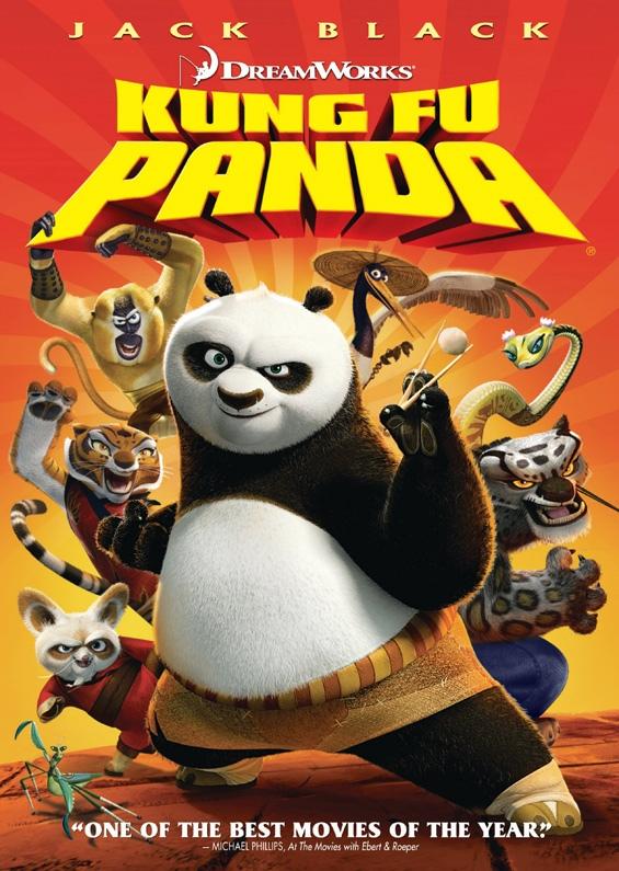 Kung Fu Panda 1 izle