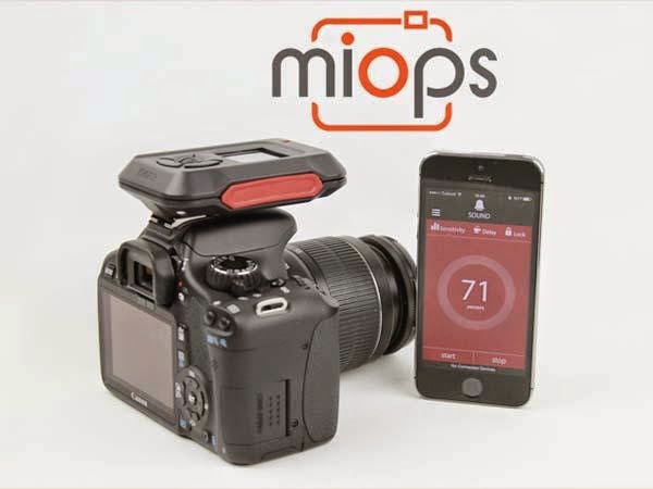 MIOPS App Enabled High Speed Camera Trigger