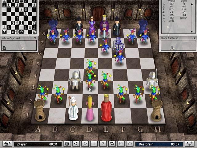 الان لعبة الشطرنج الجميلة Brain