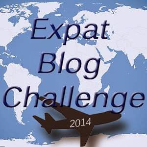 2014 Expat Blog Challenge