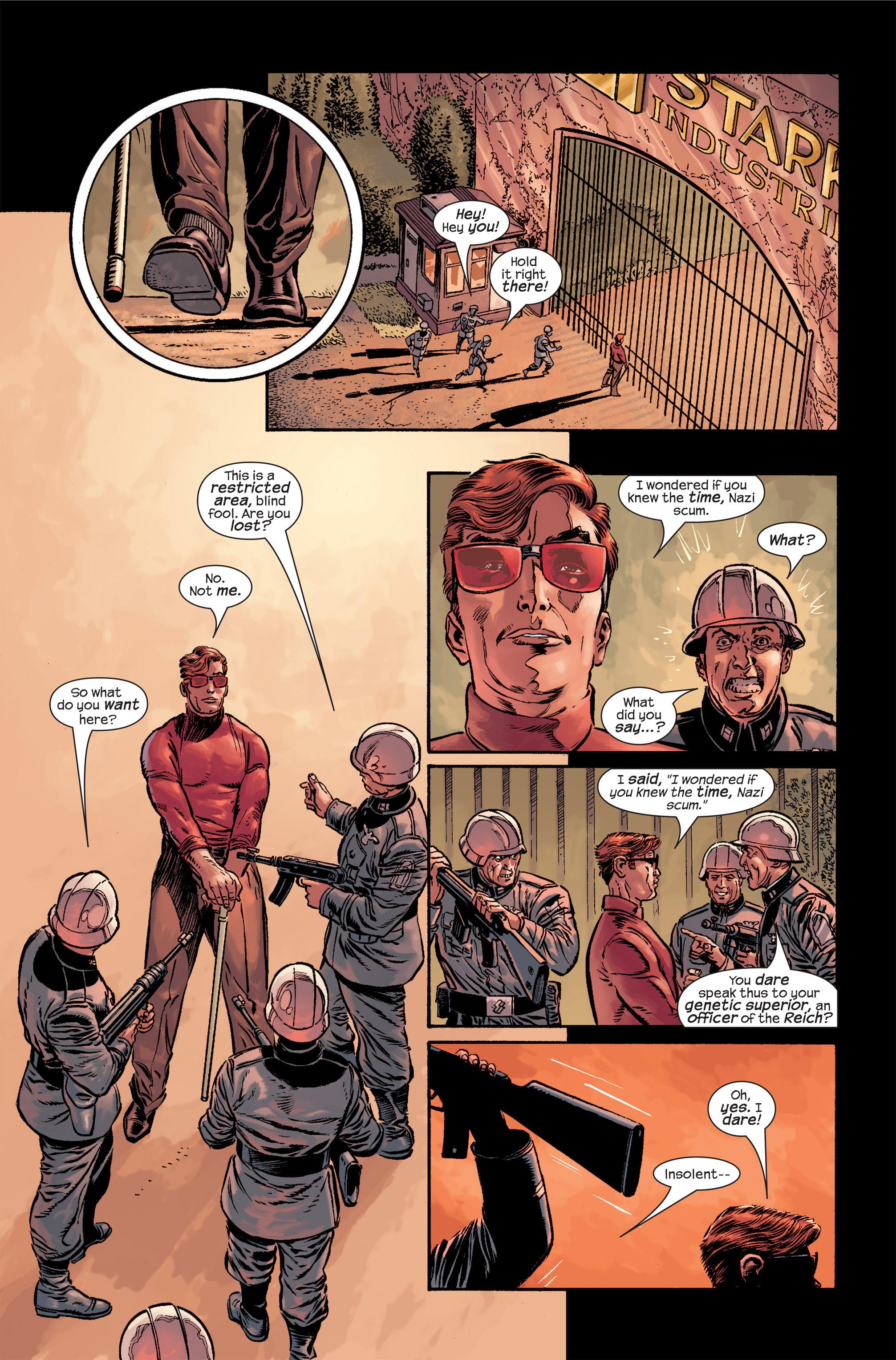 Captain America (2002) Issue #19 #20 - English 18