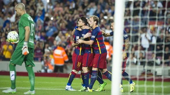 Hasil Liga Spanyol Sabtu,19,20 dan 21 Sept Pekan 4!
