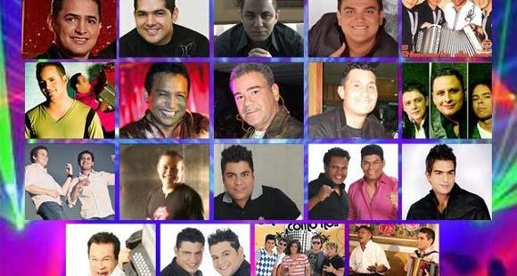 Cantantes De Vallenato Colombianos Nuevos