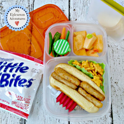 My Epicurean Adventures: Lunch Box Fun 2015-16: Week #9. Lunch box ideas, school lunch ideas, lunches