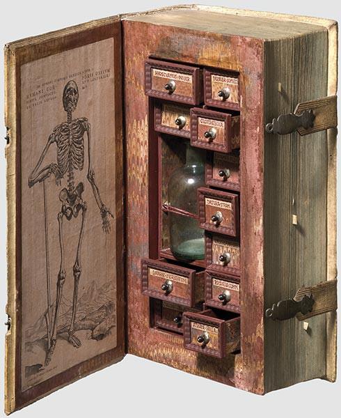 elisandre l 39 oeuvre au noir cabinet de curiosit s du livre au placard poisons. Black Bedroom Furniture Sets. Home Design Ideas
