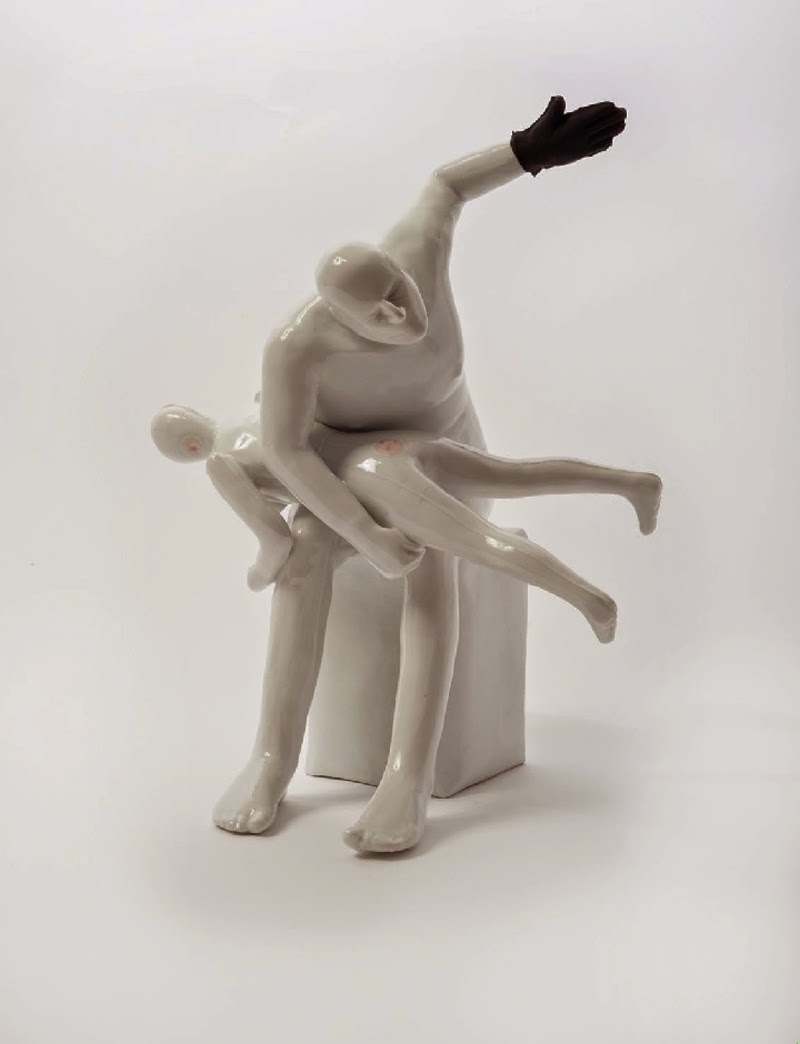 nadine wottke erotic porcelain bdsm sadomasochism