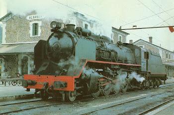 Loc. de vapor en Alsasua