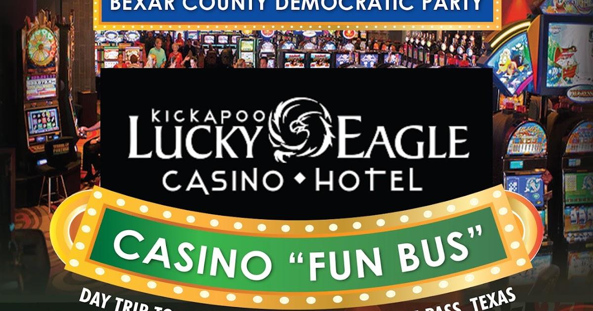kickapoo lucky eagle casino upcoming events