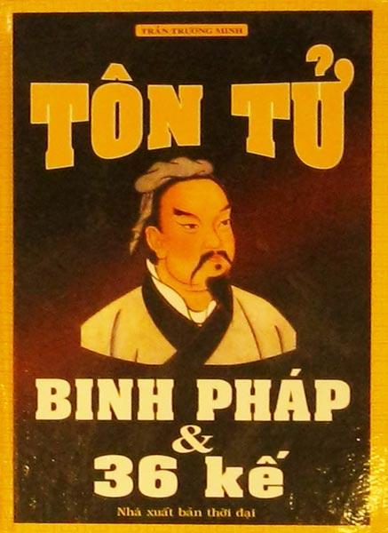 Binh Phap Ton Tu Va 36 Muu Ke
