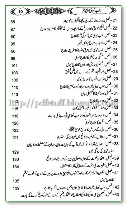 tibe nabavi Urdu