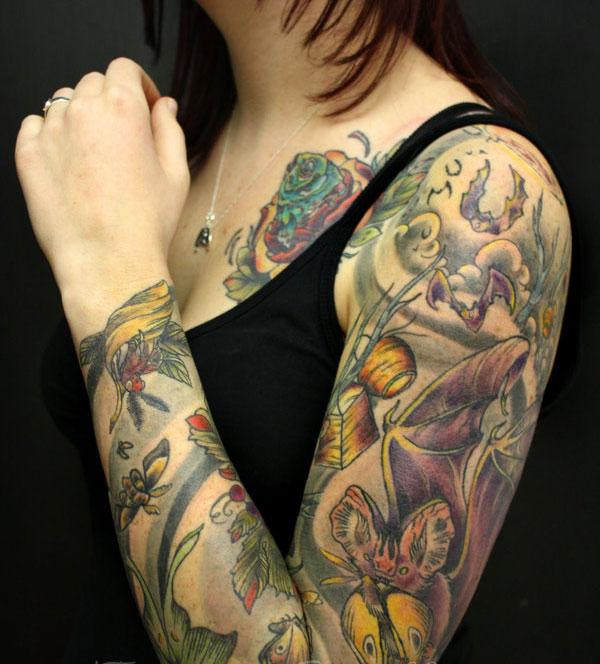 Tattoo Sleeve Ideas Tattoo Sleeve Ideas Tattoo Sleeve Ideas Tattoo