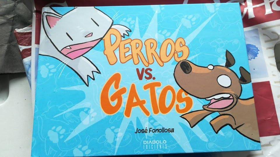 """YA A LA VENTA """"PERROS vs GATOS"""""""