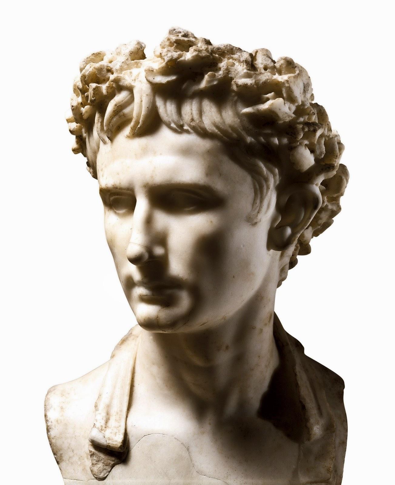 The 1st Roman Emperor