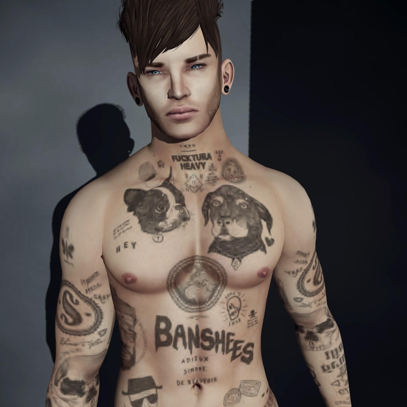 Le tatouage « cancer de la peau Marie Claire - Tatouage Et Cancer De La Peau