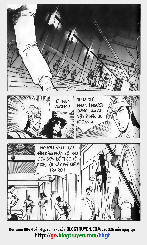 Hiệp Khách Giang Hồ chap 21 page 5 - IZTruyenTranh.com