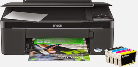Epson Stylus SX130 Review