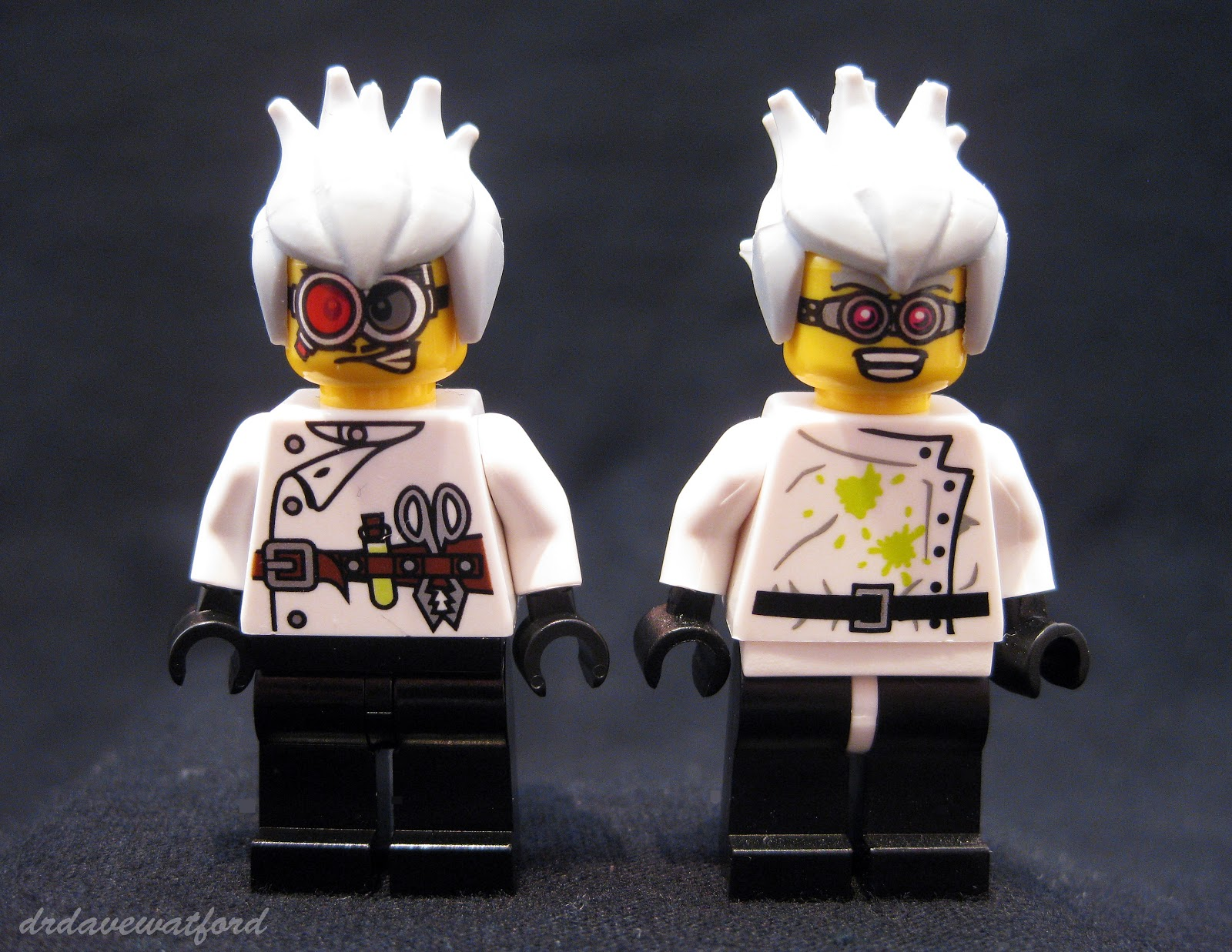 two mad scientists a comparison of Cari romm: what are some of the differences between the mad scientist and the  typical horror villain stuart vyse: the typical horror villains,.