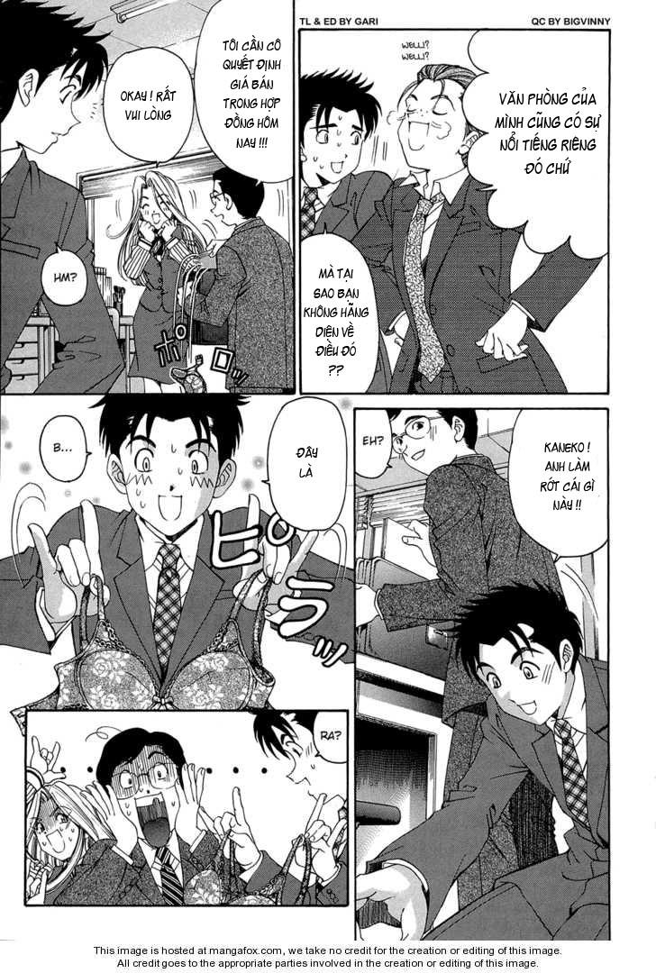 Truyện tranh Virgin na Kankei R (Phần 2) chap 2 trang 16