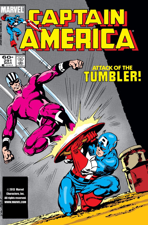 Captain America (1968) Issue #291 #207 - English 1
