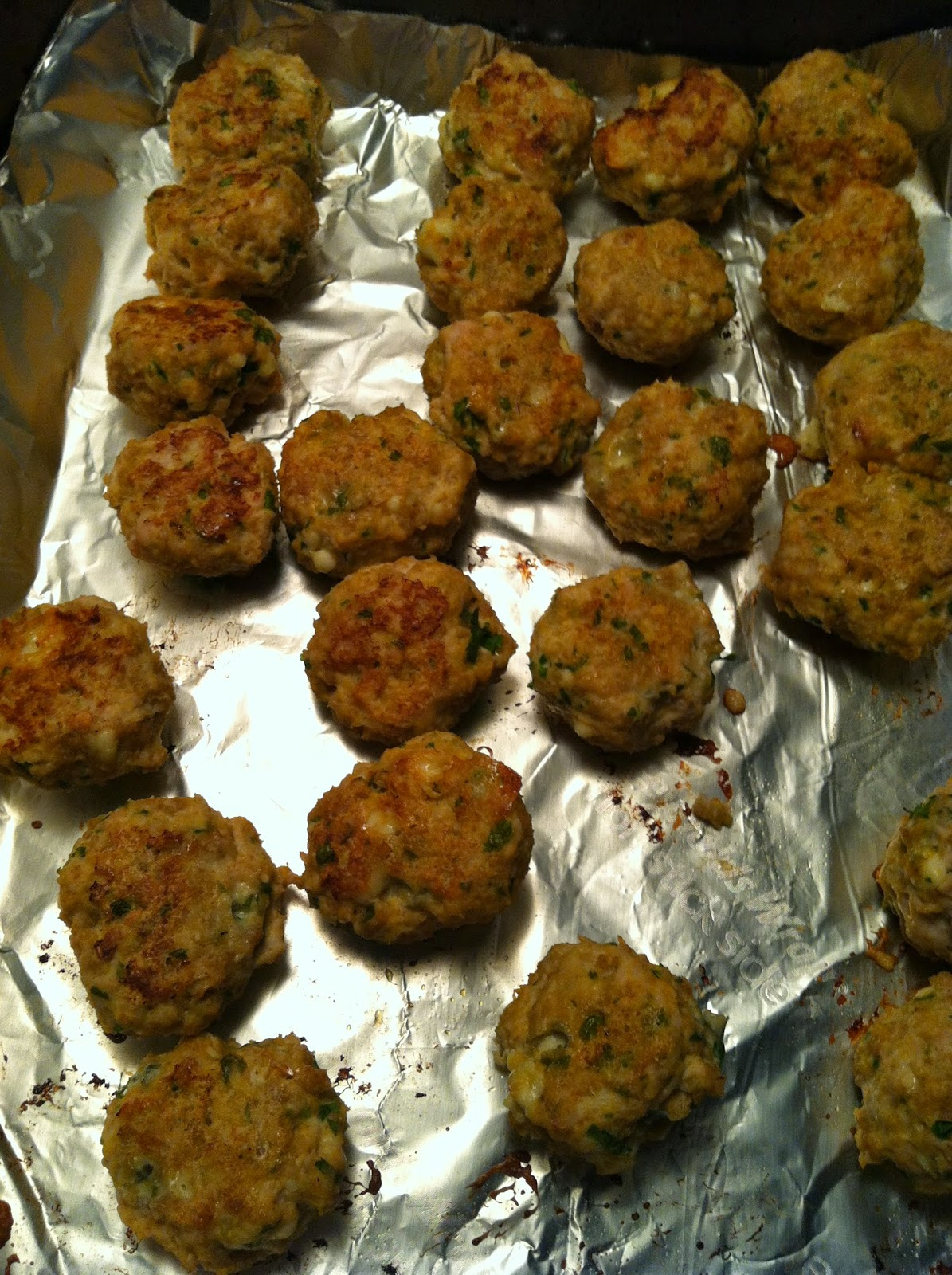 Bitchin' In The Kitchen: Buffalo Style Turkey Meatballs ...