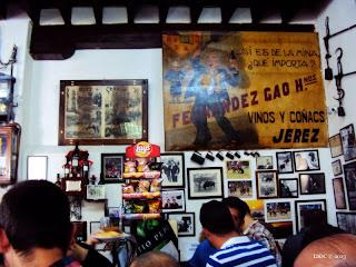 Una visita al Tabanco de San Pablo