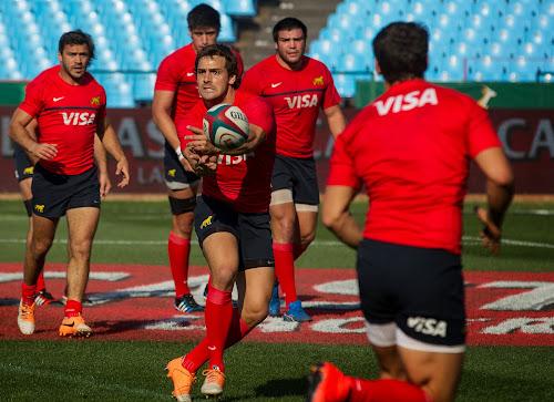 Nicolás Sánchez, apertura de Los Pumas