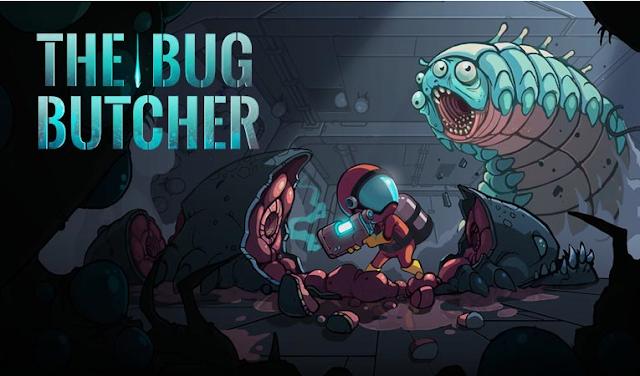 Breves impresiones con la demo de The Bug Butcher: un cóctel que auna Super Pang!, Men in Black y Ghostbusters