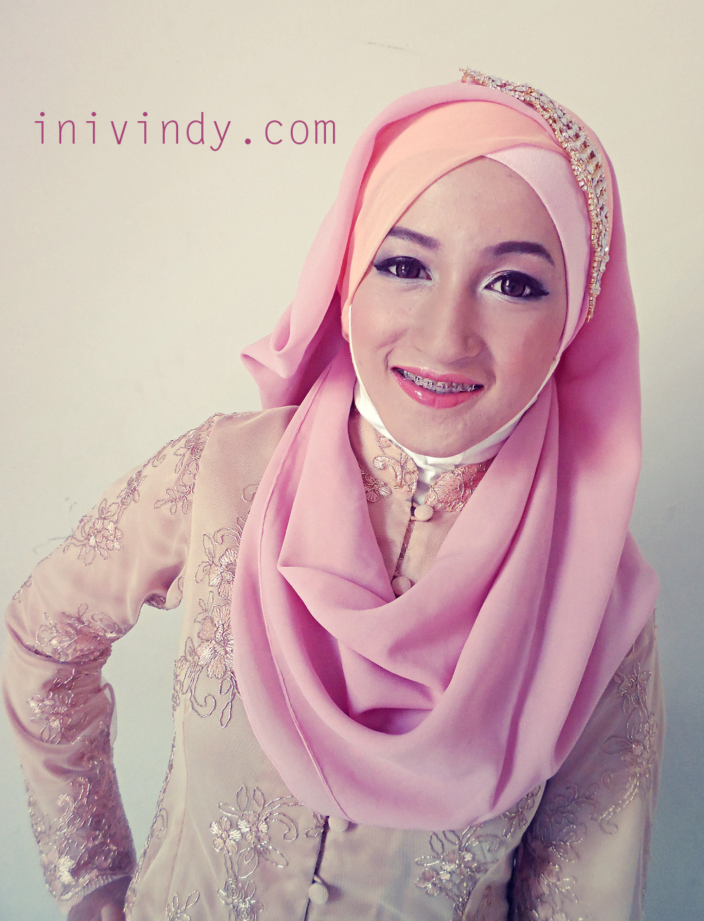 Ini Vindy Yang Ajaib Before After Engagement Makeup Untuk Wajah