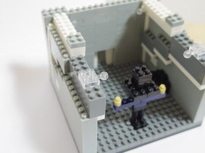 ナノブロックで作ったジャミロクワイ(ポイント)