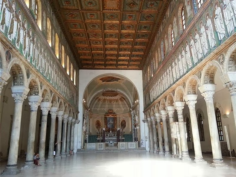 Ravenna apollinare nuovo