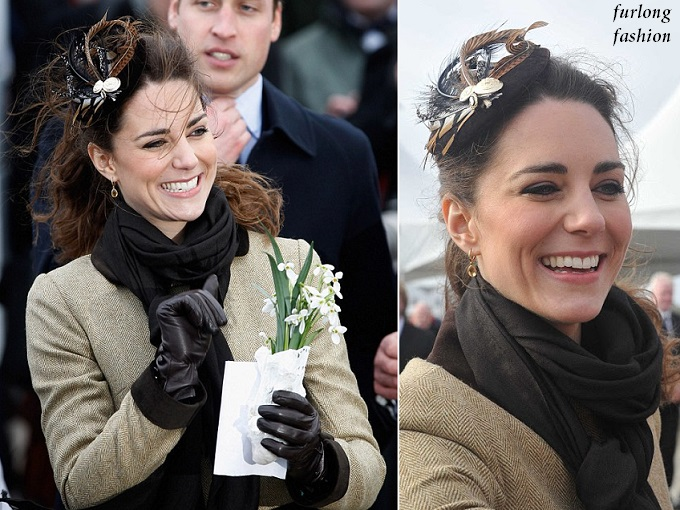 Duchess of Cambridge hat