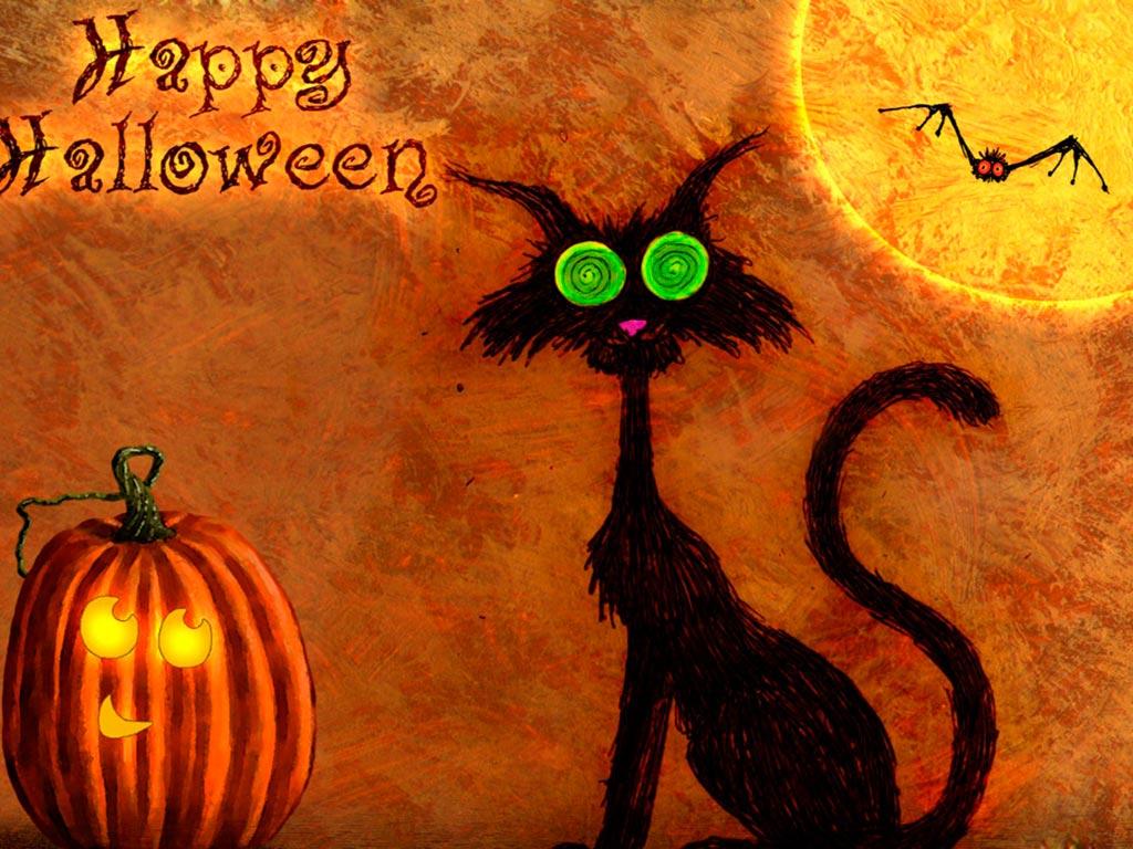 el descanso del escriba: halloween tonight!