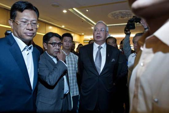 #MH370 - Kenyataan Balas Keluarga Mangsa dari China