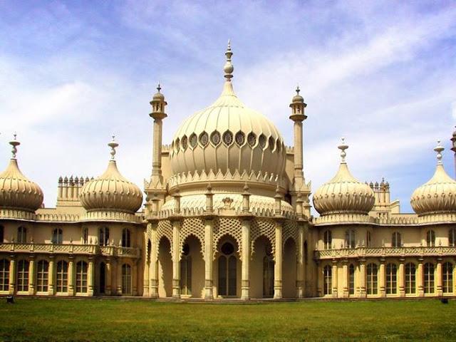 Royal Pavilion Tea Rooms Brighton