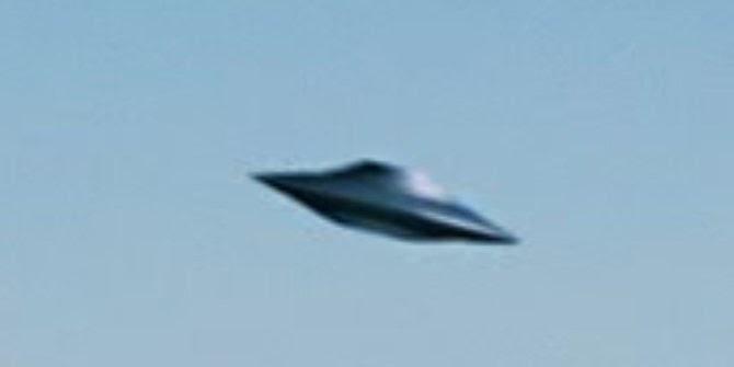 Ufo Menyerang Taliban