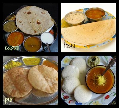 WELCOME TO MY BLOG: Makanan Tradisional Orang India