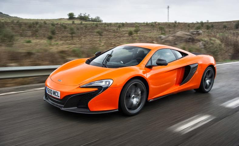 McLaren 650S Spider Gallery and Review - McLaren Car 2015