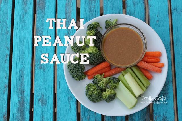 how to make thai garlic sauce